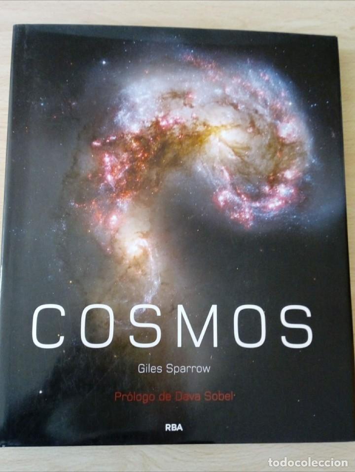 COSMOS GILES SPARROW EDICIÓN DE TAPA DURA (Libros de Segunda Mano - Ciencias, Manuales y Oficios - Astronomía)