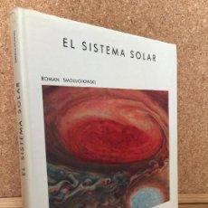 Libros de segunda mano: BIBLIOTECA SCIENTIFIC AMERICAN - EL SISTEMA SOLAR- R. SMOLUCHOWSKI - EDITORIAL LABOR - GCH. Lote 163704966