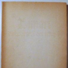 Libros de segunda mano: EL LUNARI DE BERNAT DE GRANOLLERS. FACSÍMIL DEL 1513. - BARCELONA 1948 - IL·LUSTRAT. Lote 165011665