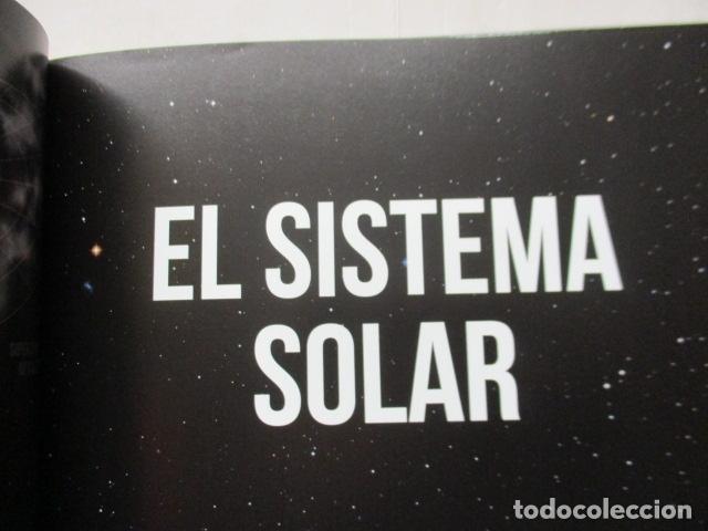 Libros de segunda mano: El Sistema Solar. national Geographic - COMO NUEVO - Foto 7 - 165273942