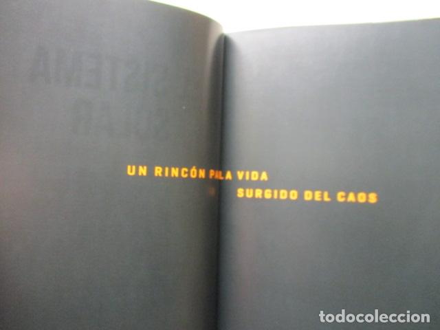 Libros de segunda mano: El Sistema Solar. national Geographic - COMO NUEVO - Foto 9 - 165273942