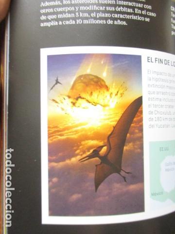 Libros de segunda mano: El Sistema Solar. national Geographic - COMO NUEVO - Foto 12 - 165273942