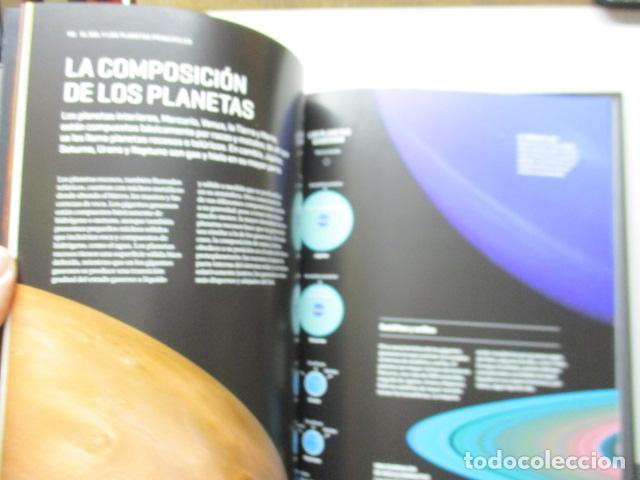 Libros de segunda mano: El Sistema Solar. national Geographic - COMO NUEVO - Foto 14 - 165273942