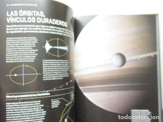 Libros de segunda mano: El Sistema Solar. national Geographic - COMO NUEVO - Foto 15 - 165273942