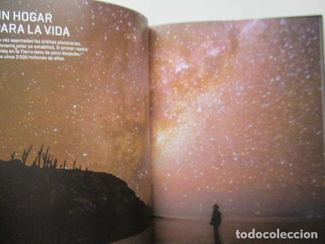 Libros de segunda mano: El Sistema Solar. national Geographic - COMO NUEVO - Foto 17 - 165273942