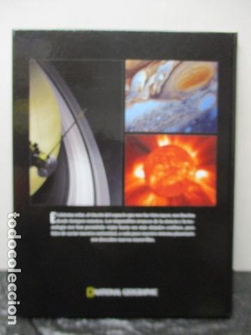 Libros de segunda mano: El Sistema Solar. national Geographic - COMO NUEVO - Foto 20 - 165273942