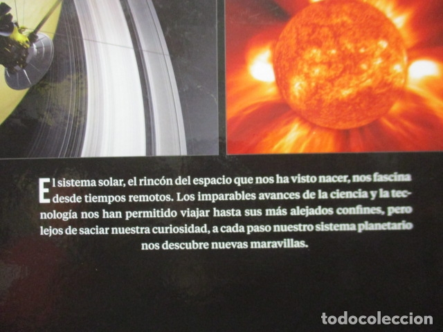 Libros de segunda mano: El Sistema Solar. national Geographic - COMO NUEVO - Foto 21 - 165273942