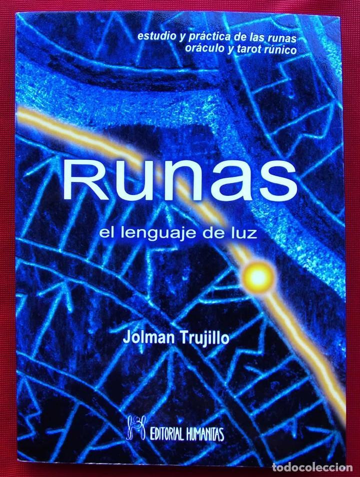 RUNAS EL LENGUAJE DE LUZ. AÑO: 2008. HITLER. III REICH. WAFFEN. SS. BUEN ESTADO. (Libros de Segunda Mano - Ciencias, Manuales y Oficios - Astronomía)