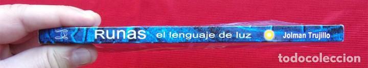Libros de segunda mano: RUNAS EL LENGUAJE DE LUZ. AÑO: 2008. HITLER. III REICH. WAFFEN. SS. BUEN ESTADO. - Foto 4 - 165294038