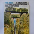 Libros de segunda mano: LA COSMOLOGÍA CONTEMPORÁNEA NICOLÁS COPERNICO. Lote 165333974