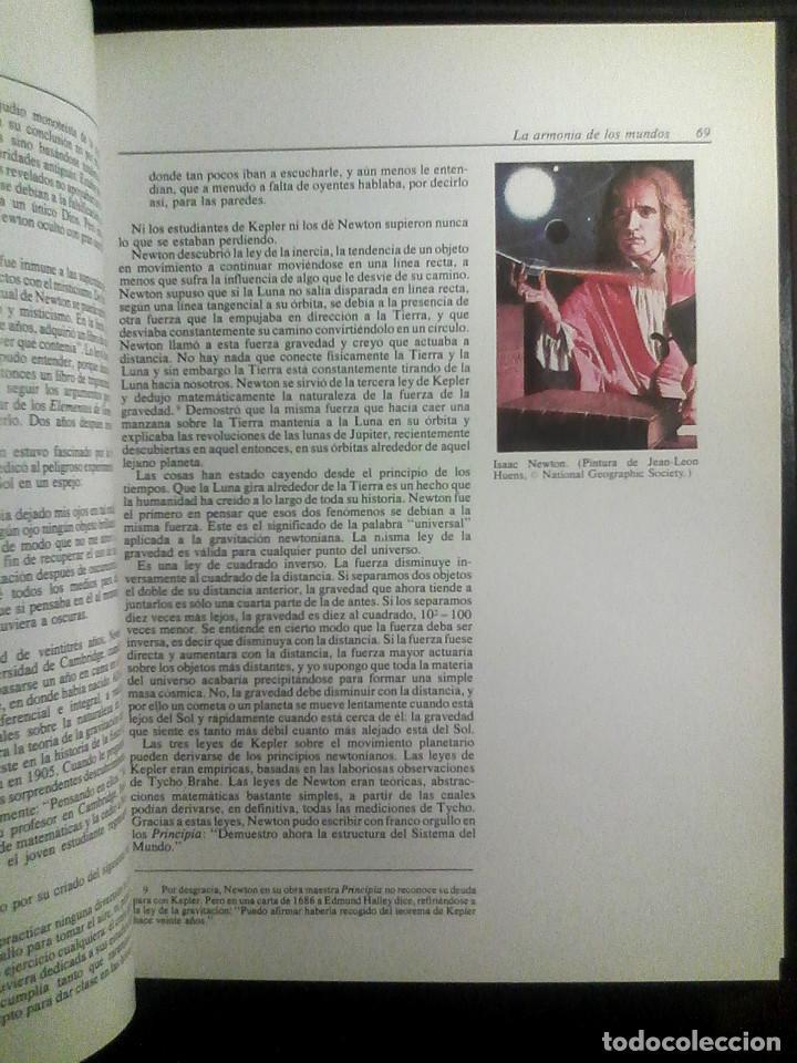 Libros de segunda mano: Carl Sagan, enciclopedia Cosmos completa Planeta-Agostini (1987), en perfecto estado / UNIVERSO / - Foto 7 - 165679910