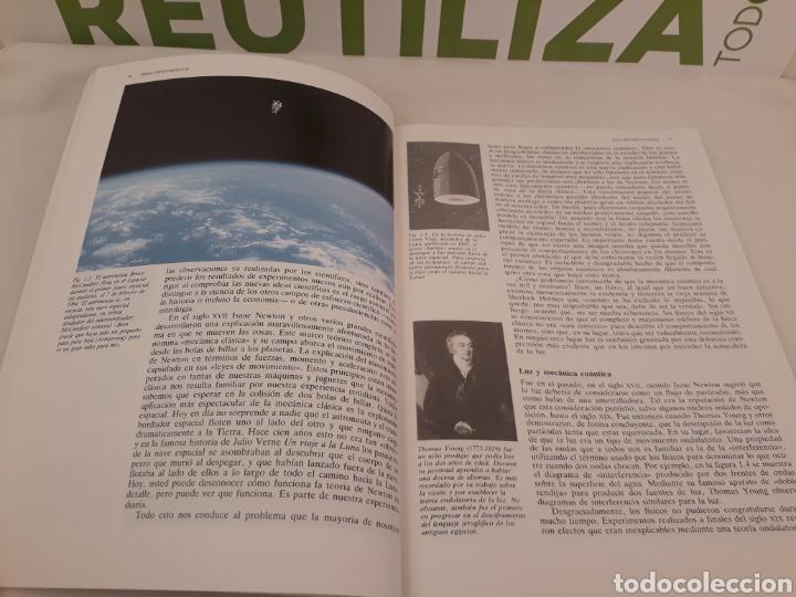 Libros de segunda mano: El universo cuantico.Tony Hey.Patrick Walters Alianza Editorial. - Foto 4 - 166542425