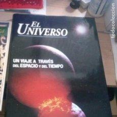 Libros de segunda mano: EL UNIVERSO. UN VIAJE A TRAVES DEL ESPACIO Y DEL TIEMPO NIGEL HENBEST FOLIO, 1995, PRIMERA EDICIÓN. Lote 167562320