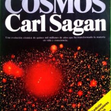 Libros de segunda mano: COSMOS - CARL SAGAN. Lote 167562636