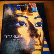 Libros de segunda mano: BIBLIOTECA EGIPTO TUTANKAMÓN HENRY JAMES ENVÍO POR CERTIFICADO 9.99. Lote 168096116