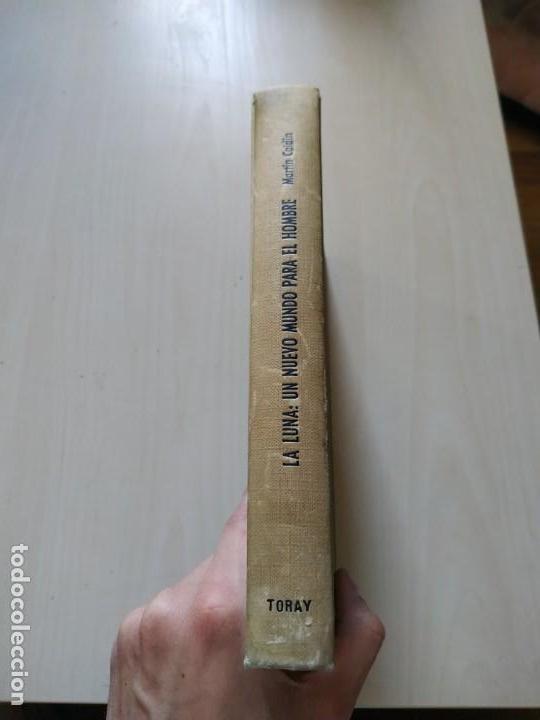 Libros de segunda mano: LA LUNA: UN NUEVO MUNDO PARA EL HOMBRE - , MARTIN Caidin - Foto 2 - 170580625
