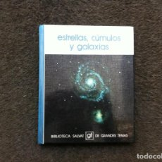 Libros de segunda mano: ESTRELLAS, CÚMULOS Y GALAXIAS. ED. SALVAT, 1974. Lote 172068738