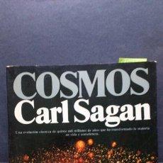 Libros de segunda mano: COSMOS - CARL SAGAN. Lote 172081818