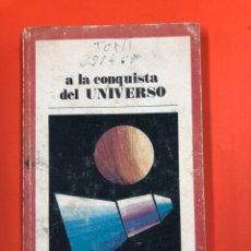 Libros de segunda mano: A LA CONQUISTA DEL UNIVERSO - BIBLIOTECA PEPSI - SANTILLANA 1971. Lote 172683984