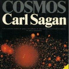 Libros de segunda mano: COSMOS - CARL SAGAN. Lote 175563863