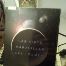 Libros de segunda mano: LAS SIETE MARAVILLAS DEL COSMOS - VISHNU NARLIKA, JAYANT.. Lote 177619704