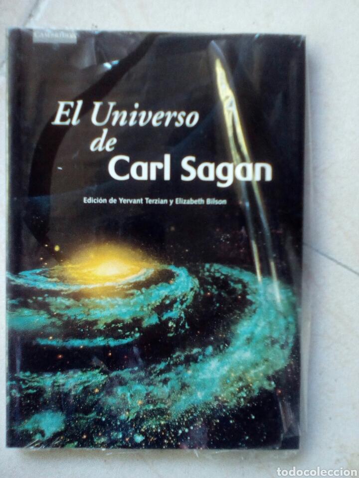 EL UNIVERSO DE CARL SAGAN. VARIOS AUTORES (Libros de Segunda Mano - Ciencias, Manuales y Oficios - Astronomía)
