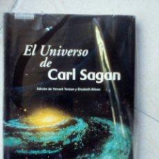 Libros de segunda mano: EL UNIVERSO DE CARL SAGAN. VARIOS AUTORES. Lote 177638024
