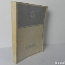 Libros de segunda mano: EL UNIVERSO - SU PRINCIPIO Y SU FIN (LLOYD MOTZ) ANTONI BOSCH, EDITOR-1979. Lote 178558000