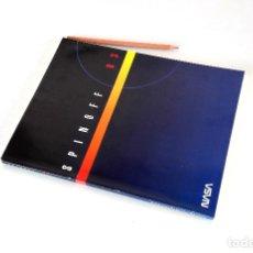 Libros de segunda mano: NASA SPINOFF 1993 (PUB. ORIGINAL) ANUARIO DIVULGACIÓN PROGRAMAS, TECNOLOGÍAS Y APLICACIONES, 144 PP. Lote 178393615