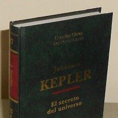 Livros em segunda mão: N56 - KEPLER EL SECRETO DEL UNIVERSO. ASTRONOMIA. INTRO. ELOY RADA GARCIA.. Lote 180262133