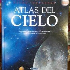 Livros em segunda mão: ATLAS DEL CIELO. Lote 181342915