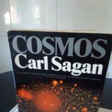 Libros de segunda mano: 72-COSMOS, CARL SAGAN, 1982. Lote 181434820