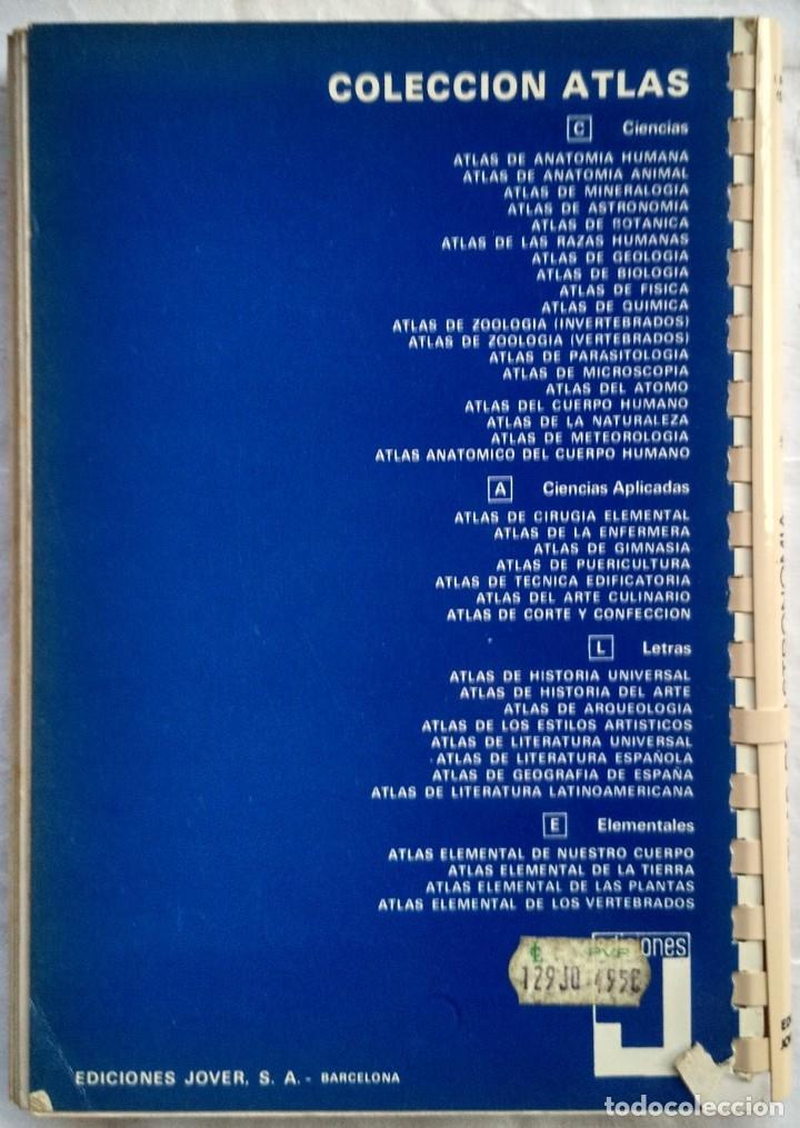 Libros de segunda mano: ATLAS DE ASTRONOMIA. I. PUIG, S.J. - Foto 5 - 182414173