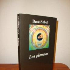 Libros de segunda mano: LOS PLANETAS - DAVA SOBEL - ANAGRAMA, MUY BUEN ESTADO. Lote 183217727