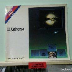 Libros de segunda mano: LMV - EL UNIVERSO. JOSÉ LUIS COMELLAS. Lote 183306550