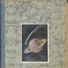 Libros de segunda mano: == ED111 - LOS MUNDOS LEJANOS - EL UNIVERSO COMO CONJUNTO MARAVILLOSO - BRUNO H. BÜRGEL - 1950. Lote 183598776