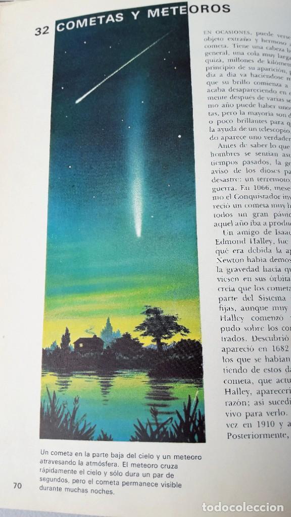 Libros de segunda mano: EL UNIVERSO. (COLIN RONAN, P. & J. 1ª edición, 1.969) - Foto 8 - 183958898