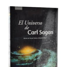 Libros de segunda mano: EL UNIVERSO DE CARL SAGAN - TERZIAN, YERVANT / BILSON, ELIZABETH. Lote 184005708