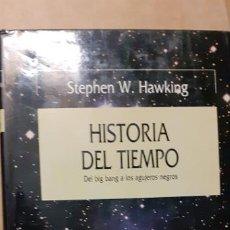 Libros de segunda mano: STEPHEN W. HAWKING. HISOTRIA DEL TIEMPO, ED CRITICA. Lote 184958956