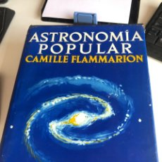 Libros de segunda mano: ASTRONOMIA POPULAR. Lote 187419947