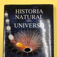 Libros de segunda mano: HISTORIA NATURAL DEL UNIVERSO -COLIN A. RONAN - EDICIONES DEL PRADO 1992 - PERFECTO ESTADO. Lote 188749952