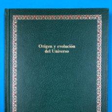 Libros de segunda mano: ORIGEN DEL UNIVERSO - SALVAT. Lote 190425186