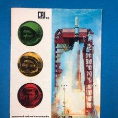 Libros de segunda mano: ASTRONAUTAS - MANUEL CALVO HERNANDO - DONCEL Nº 26. Lote 190998525