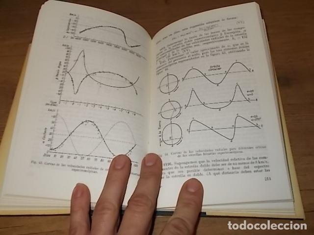Libros de segunda mano: PROBLEMAS Y EJERCICIOS PRÁCTICOS DE ASTRONOMÍA. VORONTSOV-VELIAMÍNOV. ED. MIR. 2ª EDICIÓN 1985 - Foto 15 - 191655572