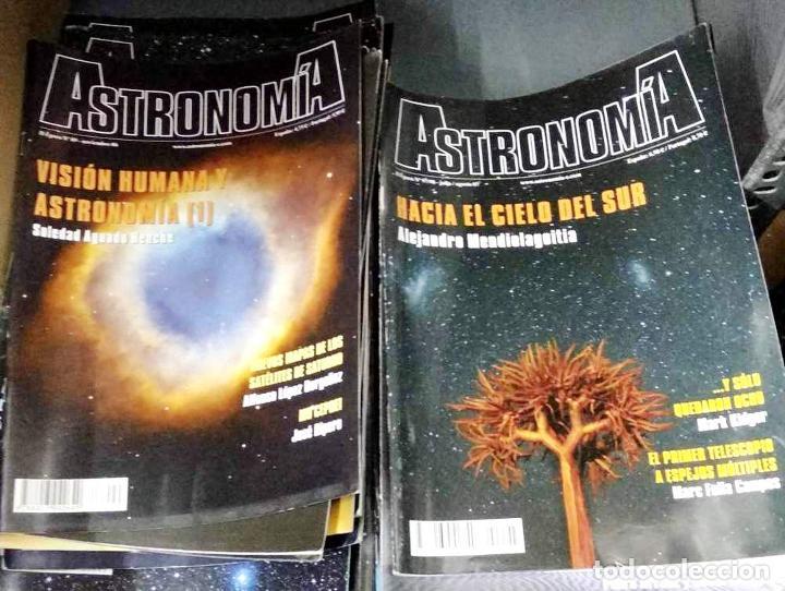 REVISTAS ASTRONOMÍA. TRIBUNA DE ASTRONOMÍA. II ÉPOCA. CASI COMPLETA Nº 1 AL 186. (PRECIO POR UNIDAD) (Libros de Segunda Mano - Ciencias, Manuales y Oficios - Astronomía)