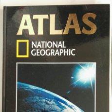 Libros de segunda mano: ATLAS NATIONAL GEOGRAPHIC LA TIERRA EL UNIVERSO. Lote 193719931