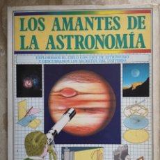 Libros de segunda mano: LOS AMANTES DE LA ASTRONOMÍA (COLIN RONAN) *** GUÍA PRACTICA ILUSTRADA *** EDITORIAL BLUME (1982). Lote 193781155