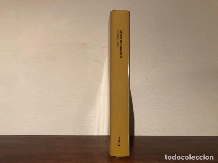 Libros de segunda mano: El Universo para curiosos. Nancy Hathaway. Editorial Crítica. Astronomia. Cosmos - Foto 2 - 193970262