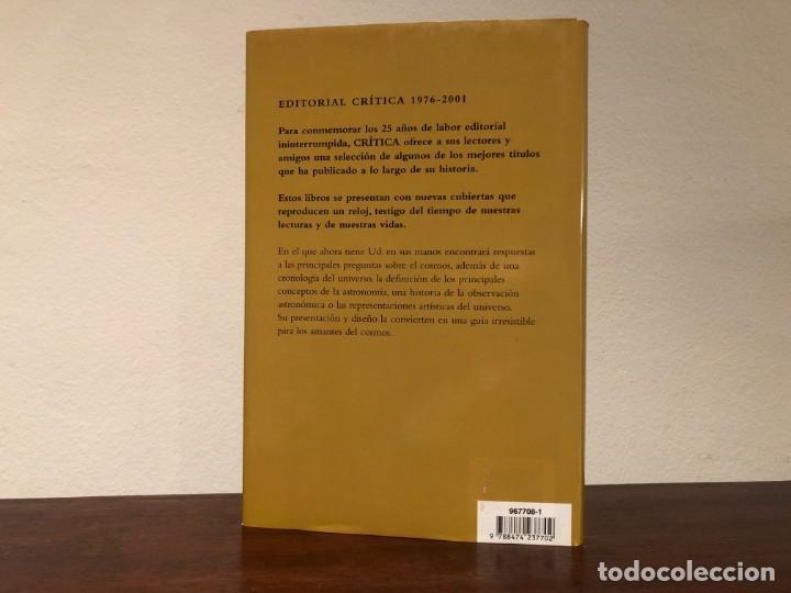 Libros de segunda mano: El Universo para curiosos. Nancy Hathaway. Editorial Crítica. Astronomia. Cosmos - Foto 3 - 193970262