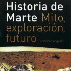 Libros de segunda mano: HISTORIA DE MARTE. Lote 193983498